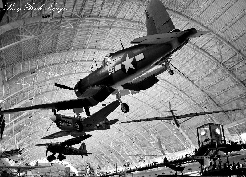 National Air and Space Museum, Steven F. Udvar-Hazy Center, Virginia