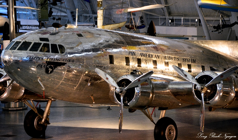Boeing 307, Clipper Flying Cloud, PAA