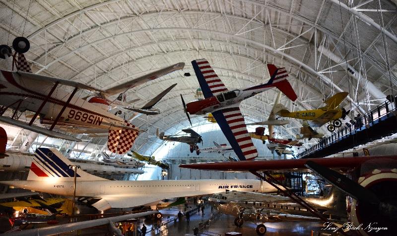 National Air and Space Museum, Steven F. Udvar-Hazy Center