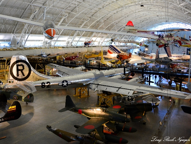 WW2 and Boeing section