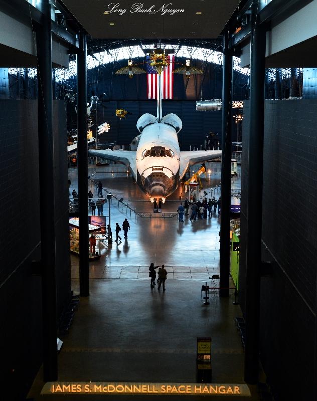James S. McDonnell Space Hanger