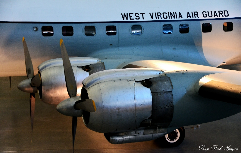 West Virginia Air Guard, C-121 Constellation