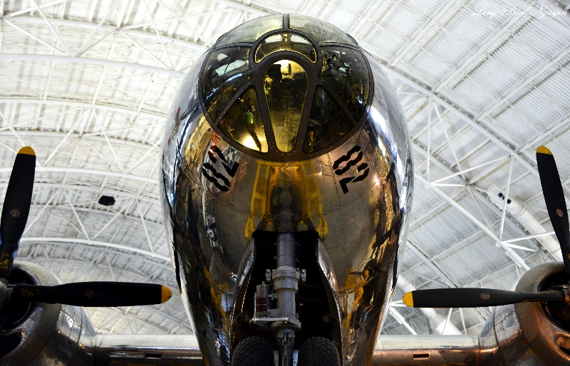 Enola Gay, B-29 Superfortess