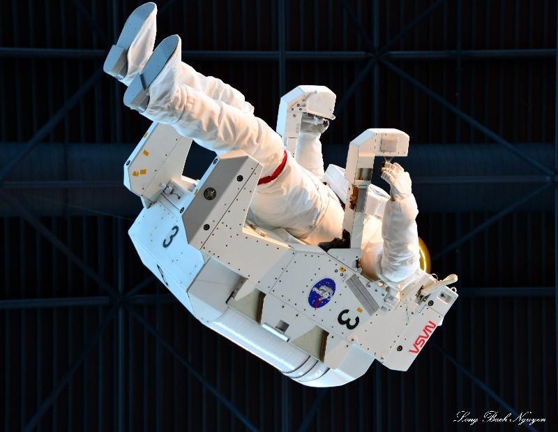 EVA at Air and Space Museum