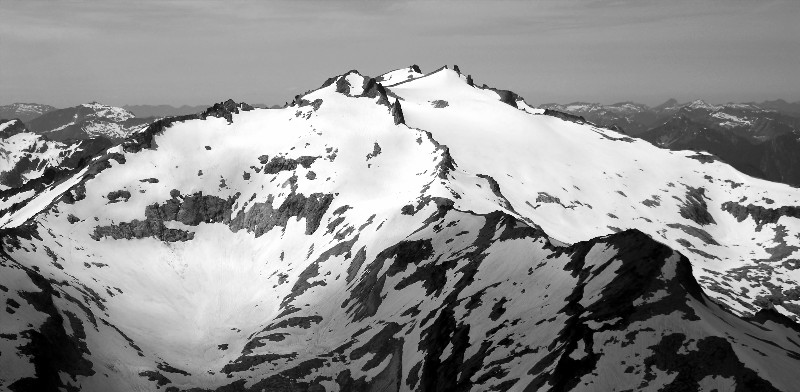 Mt Daniel