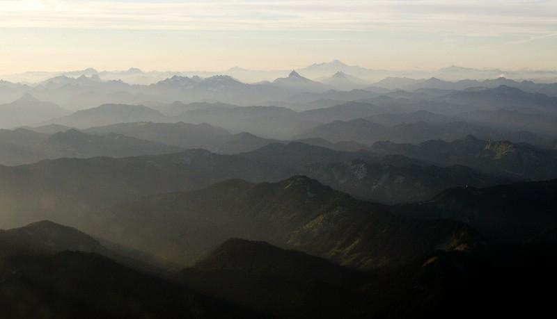 Hazy Cascades Range