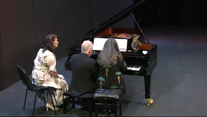 Stephen Kovacevich, Martha Argerich