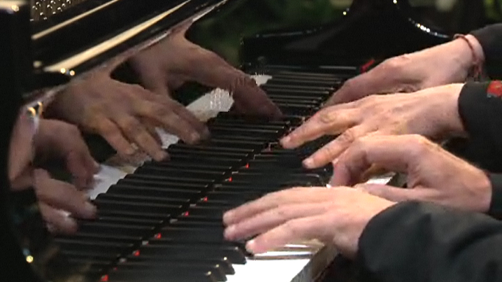 Kovacevich, Argerich, duo 1