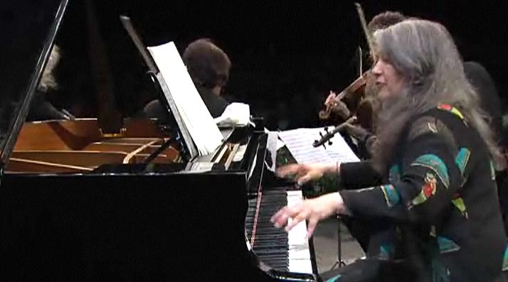 Reprise of Shostakovich Quintet in g, first mvmt