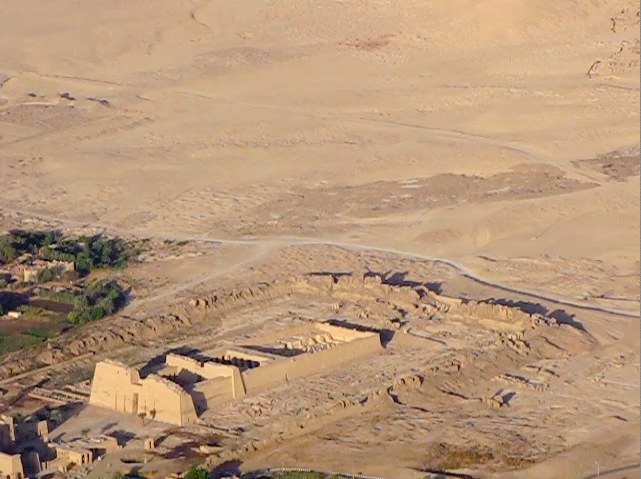 Is this a Ramses II/III building?