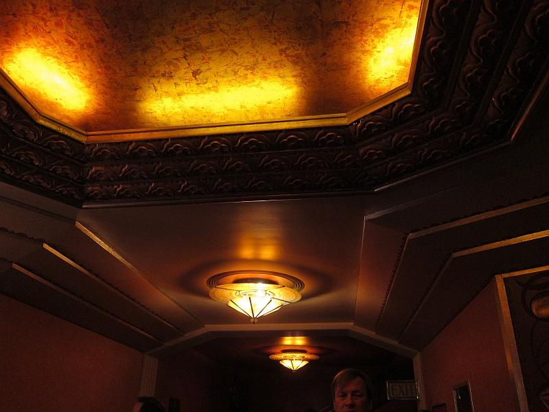 Corridor ceiling lights meant to keep it fairly dark. mIrf_1611.jpg