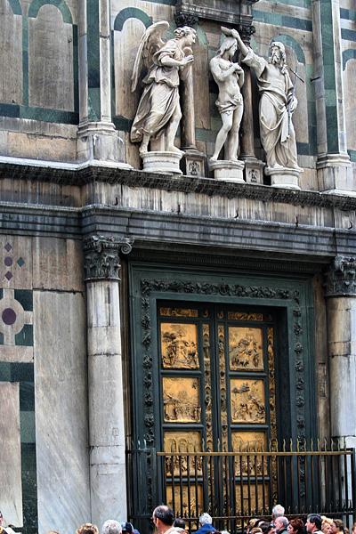 The Baptisterys East Doors, by Lorenzo Ghiberti