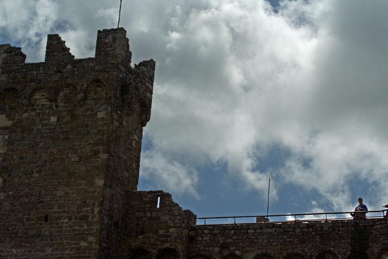 Fortress at Montalcino