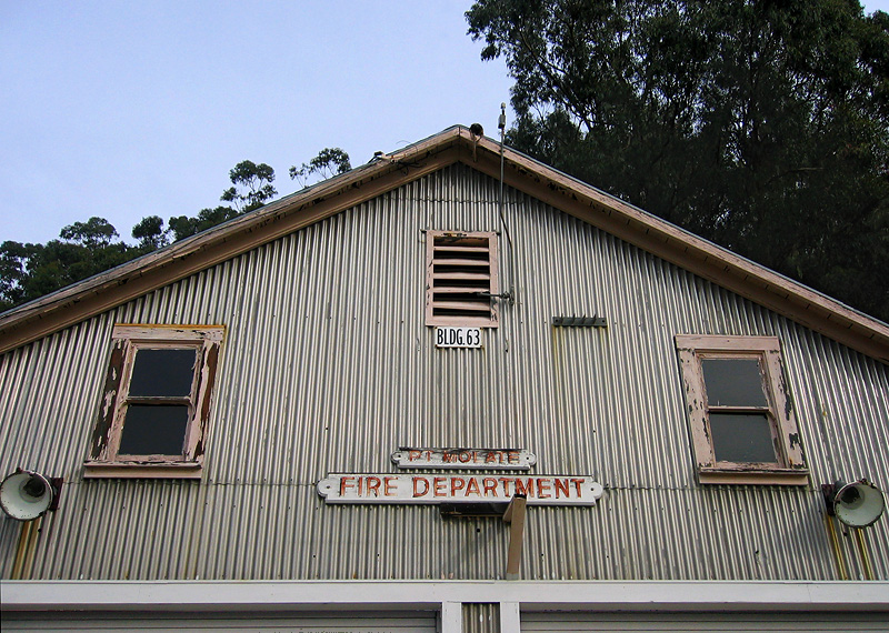The old fire dept, that doubled as laundromat and theater!