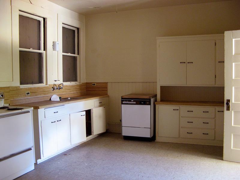 Kitchen, on first floor
