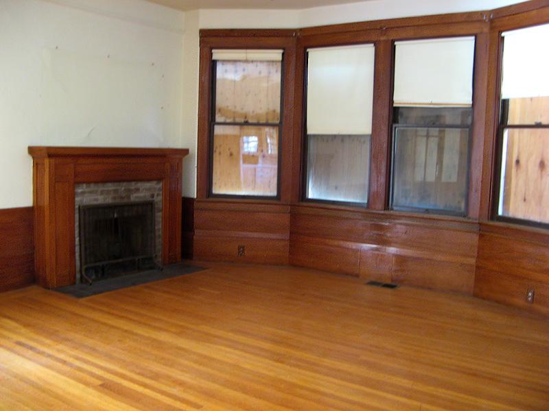 Living room (blurred)