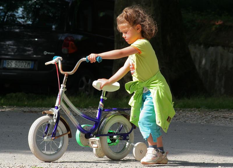 Plenty of smaller bikes too