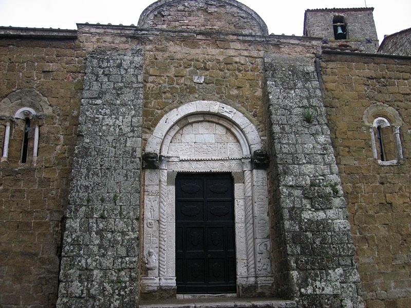 Sovena Cathedrals main entrance