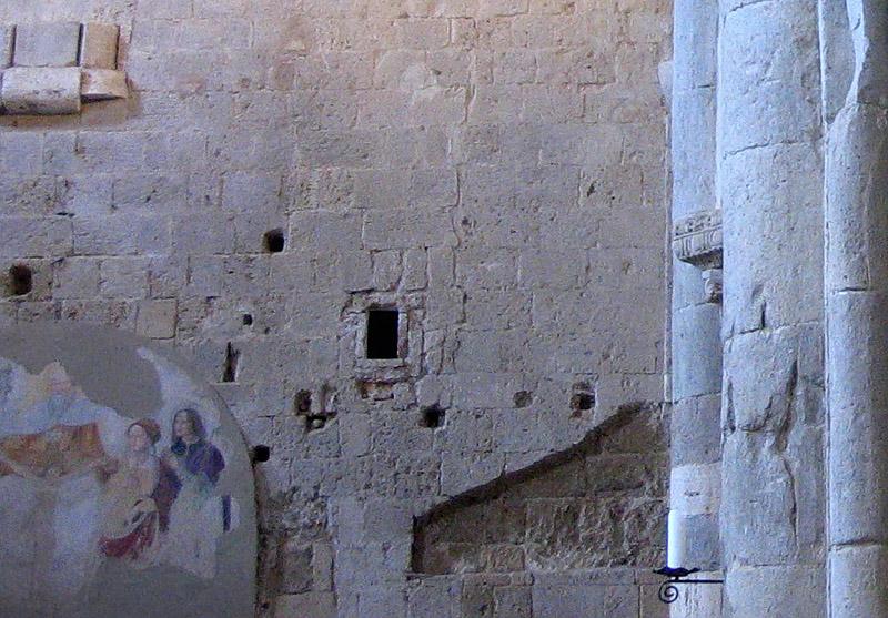 Fresco detail from left bottom of previous photo