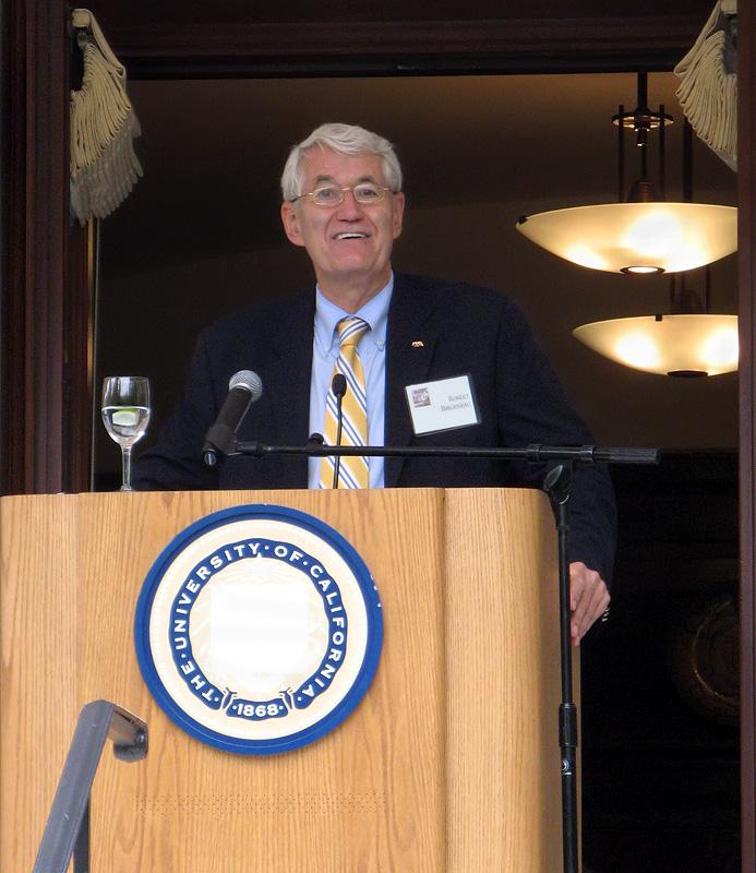 Chancellor Robert Birgeneau