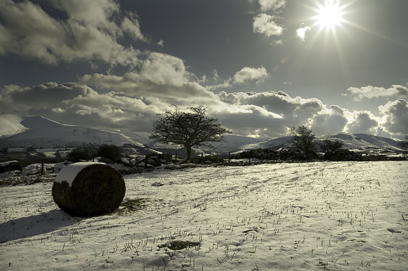 a Brecon winter