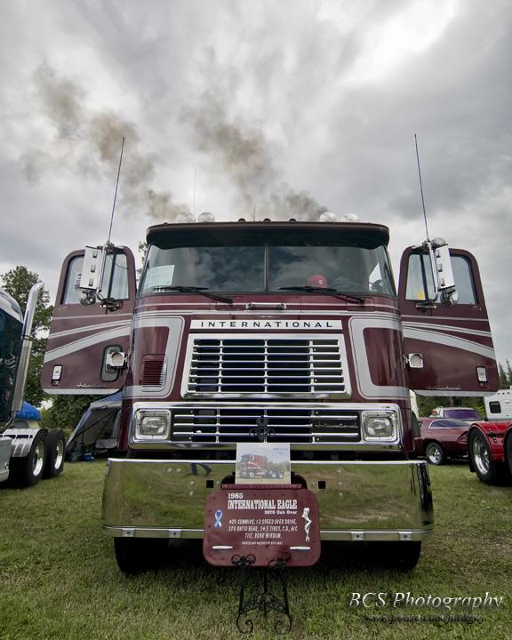 Smoke Stacks & Air Horns