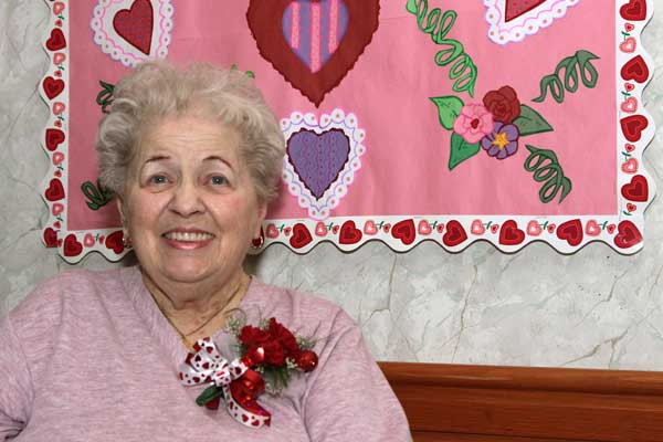 Momma & Valentines 2009