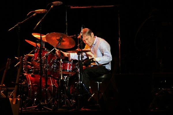 Levon Helm at the Keswick Theatre (81)