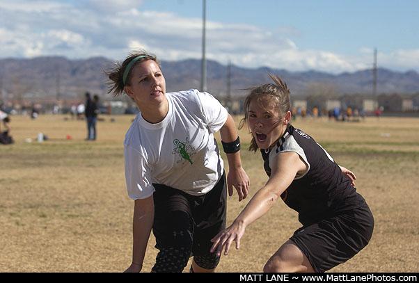 Wisconsin - Holly Greunke throwing
