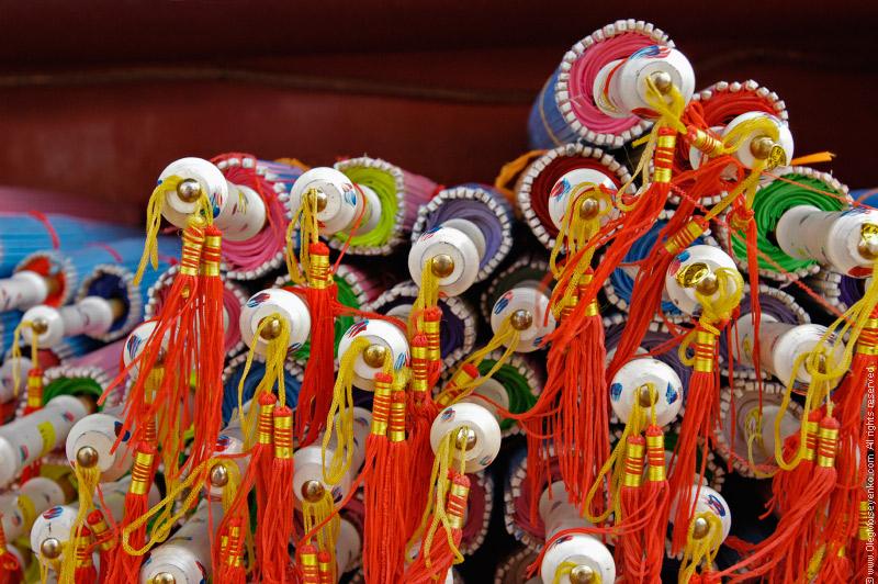 $405 - Closed Chinese Umbrellas