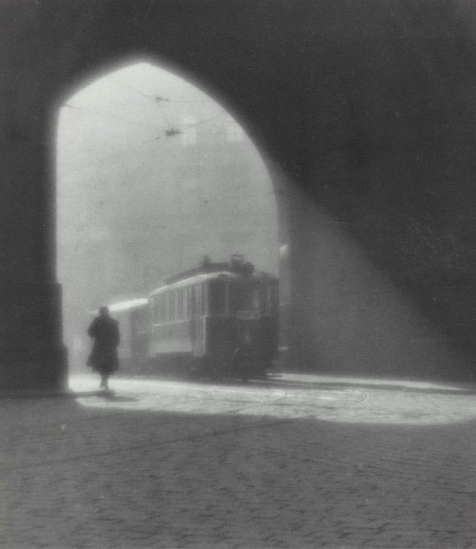 Morning Tram, 1924