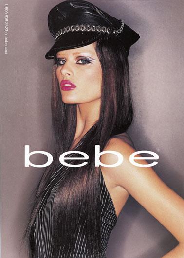 Advertising - Bebe