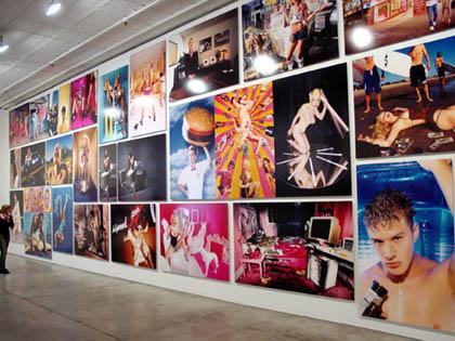 David Lachapelle - Installation View #1