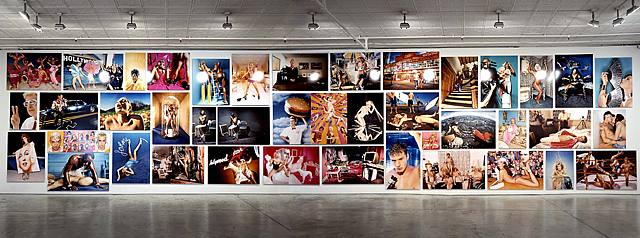 David Lachapelle - Installation View #2