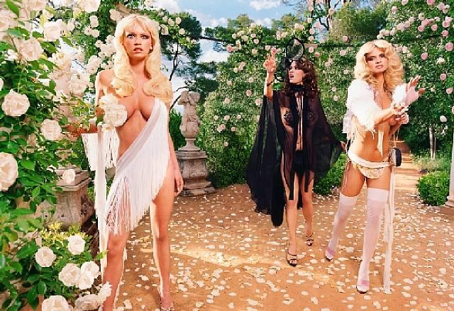Girls Of Vivid, 2002