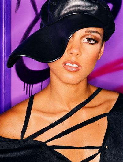 Italian Vogue, Alicia Keys