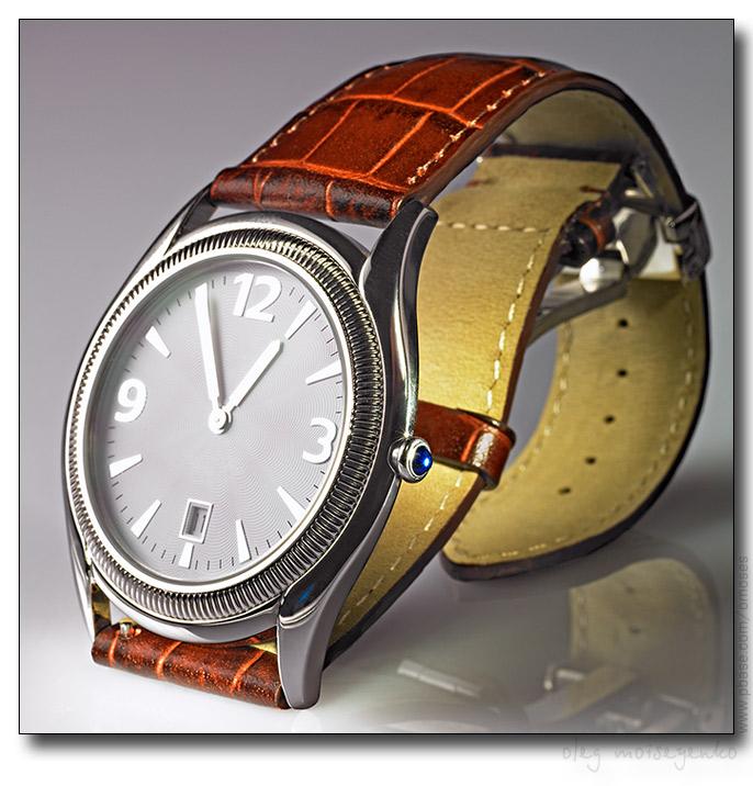 The Average Gentleman Watch