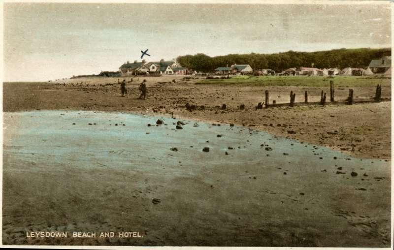 Leysdown Beach & Hotel