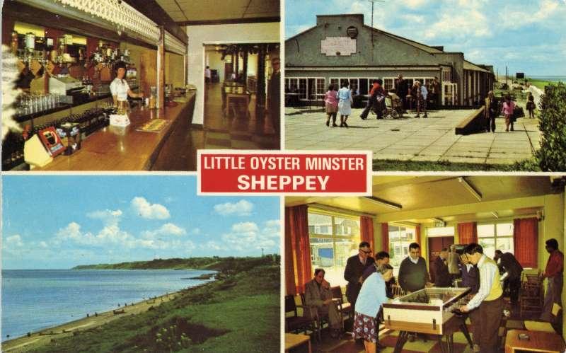 Little Oyster Minster
