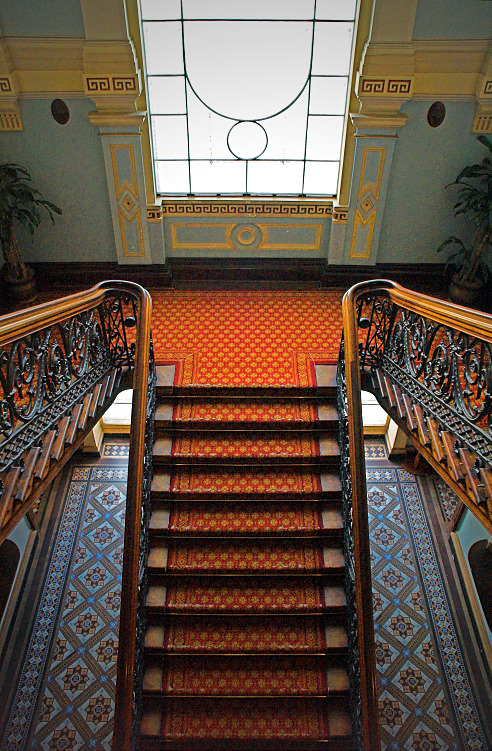 The Staircase ~