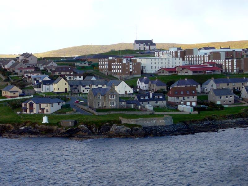 Lerwick, Shetland Islands, UK