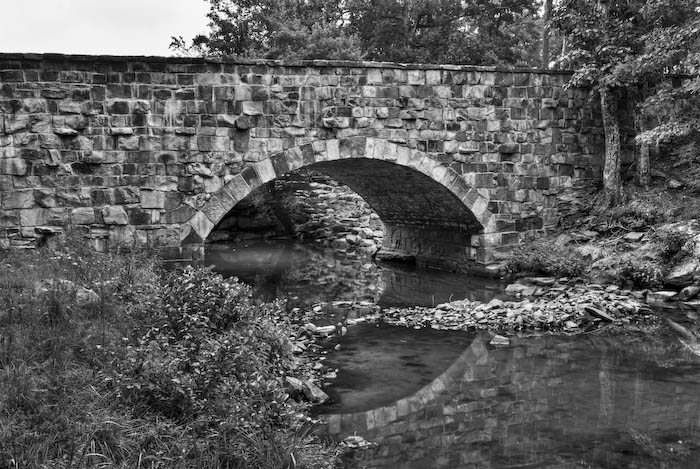 Petit Jean Park Bridge