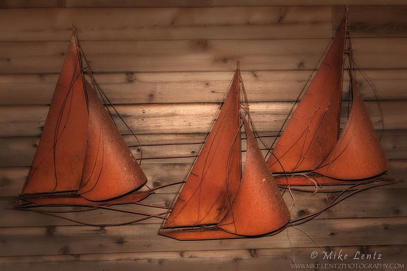 Sailboat trifecta