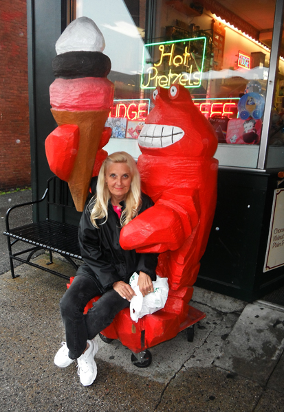 Mr. and Mrs. Lobster