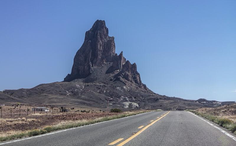 Agathla Peak