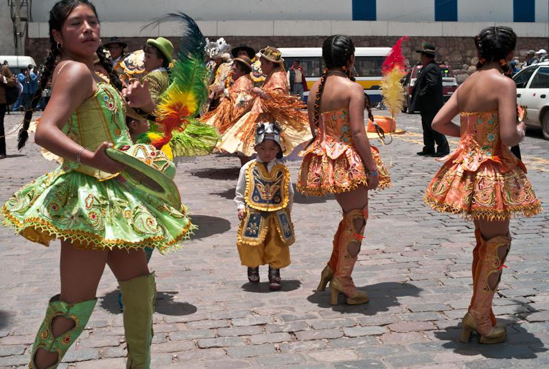 Carnival, 3, Cusco, Peru photo - Tina Manley photos at pbase com