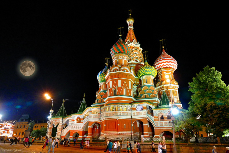 St. Basils Cathedral,Moscow