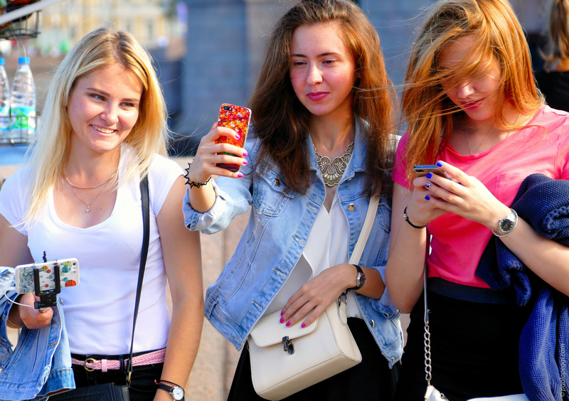 The Beautiful Girls of Russia, Saint Petersburg
