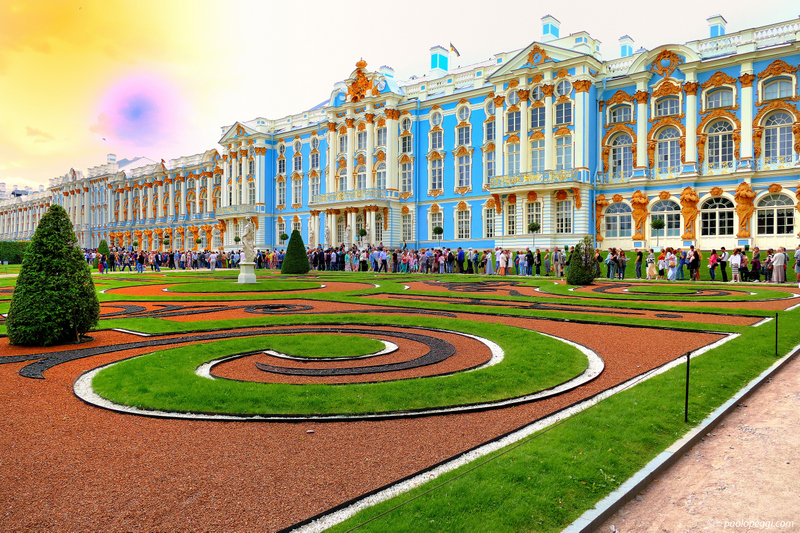 Catherines Palace, St. Petersburg