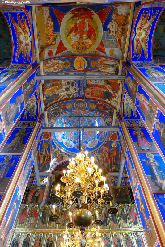 The Cathedral of the Nativity of the Virgin,Suzdal